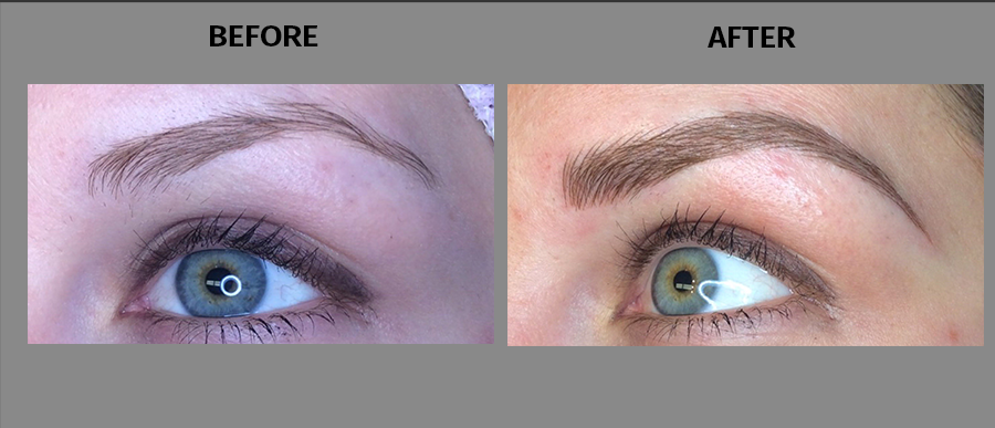 eyebrow microblading cleveland oh