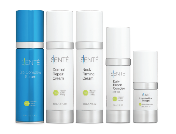 sente skin care products cleveland